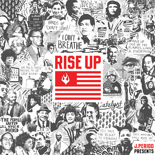 The RISE UP Project de Various Artists
