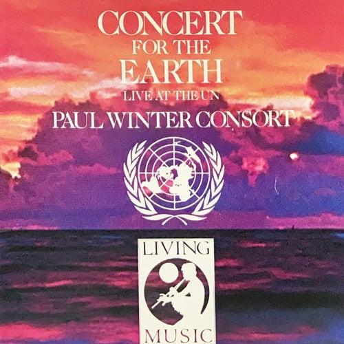Concert for the Earth de Benito Canonico