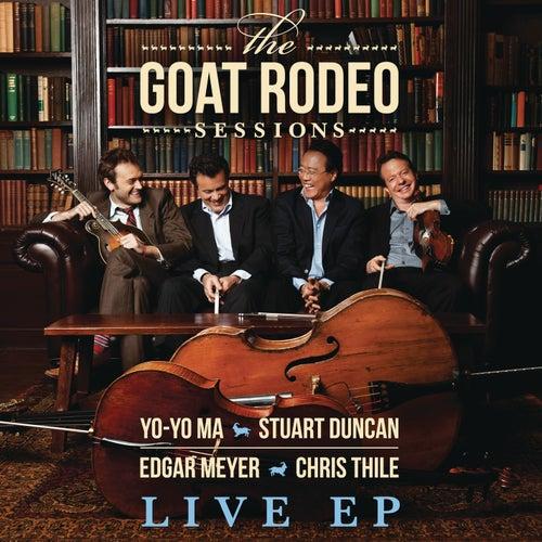The Goat Rodeo Sessions Live EP de Yo-Yo Ma