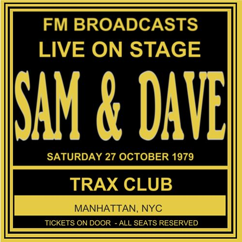 On Stage FM Broadcasts by Sam and Dave