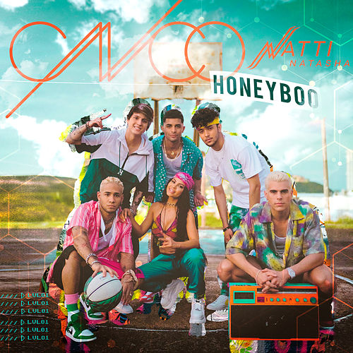 Honey Boo de CNCO