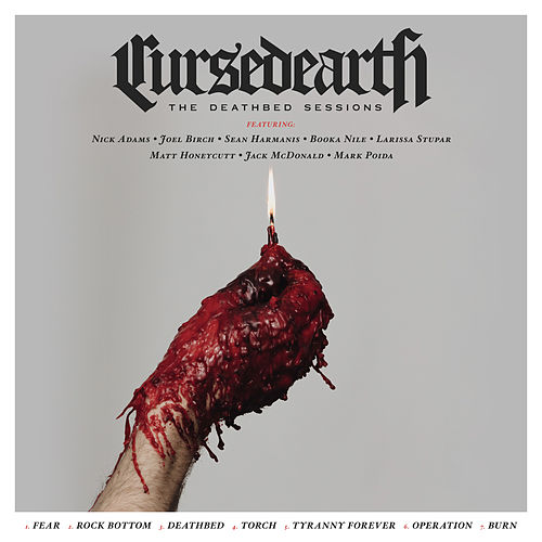 The Deathbed Sessions (Instrumentals) de Cursed Earth