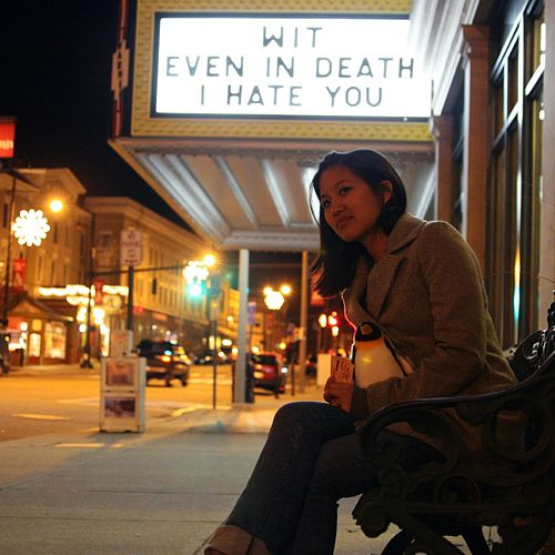 Even in Death I Hate You by Wit