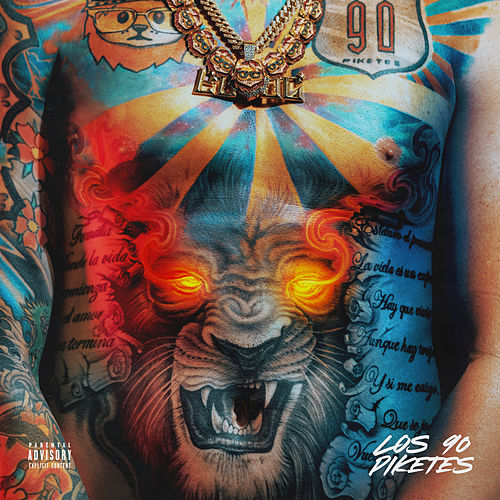 Los 90 Piketes by Miky Woodz