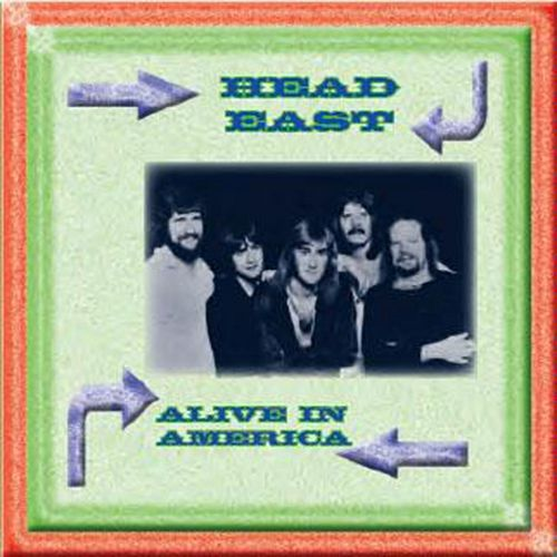 Alive In America by Head East