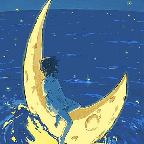 Goodnight Moon von Milli ₩on
