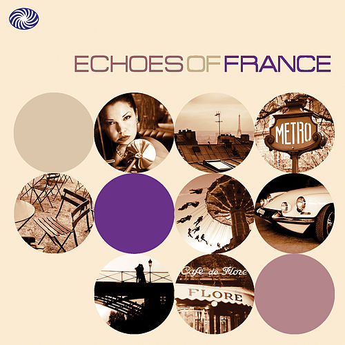 Echoes Of France von Various Artists