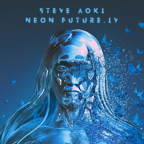 Neon Future IV by Steve Aoki