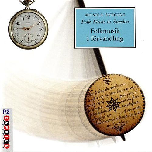 Folkmusik i forvandling by Various Artists