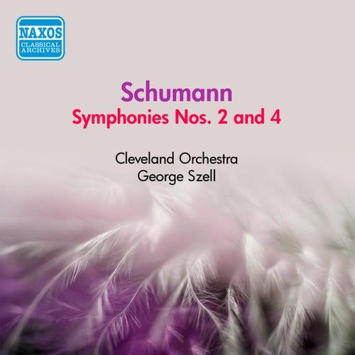 Schumann, R.: Symphonies Nos. 2, 4 (Szell) (1947, 1952) by George Szell