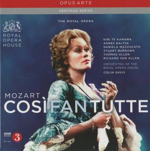 Mozart: Cosi fan tutte von Thomas Allen
