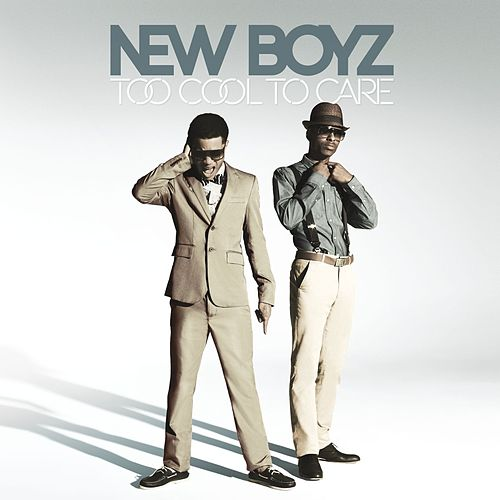 Too Cool To Care (Instrumental Version) by New Boyz