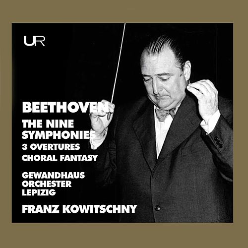 Beethoven: Symphonies Nos. 1-9 & Other Works by Franz Konwitschny