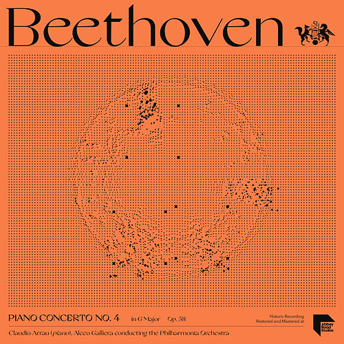 Beethoven: Piano Concerto No. 4 in G Major, Op. 58 von Claudio Arrau