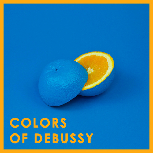 Colors of Debussy de Various Artists