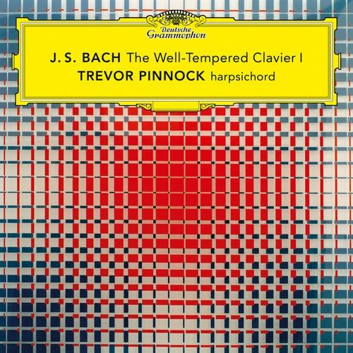 J.S. Bach: The Well-Tempered Clavier, Book 1, BWV 846-869 de Trevor Pinnock