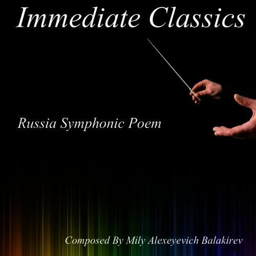 Balakirev: Russia Symphonic Poem by Prague Symphony Orchestra