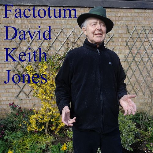 Factotum de David Keith Jones