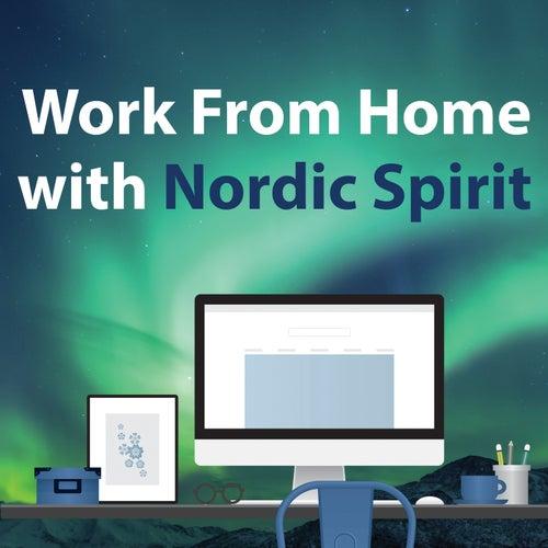 Work From Home With Nordic Spirit von Edvard Grieg