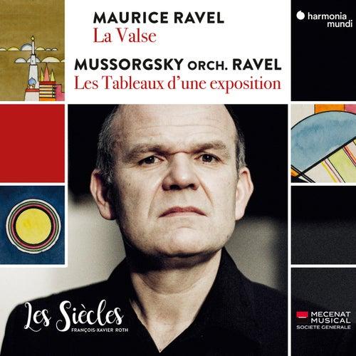Ravel: La Valse - Mussorgsky: Les Tableaux d'une exposition (Orch. Ravel) (Live) de Les Siècles