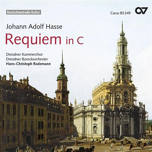 Hasse: Requiem in C de Hans-Christoph Rademann