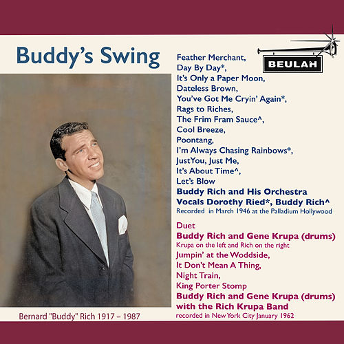 Buddy's Swing by Buddy Rich