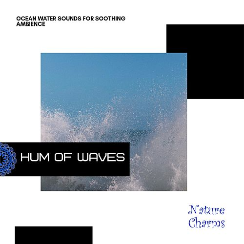 Hum of Waves - Ocean Water Sounds for Soothing Ambience von Various