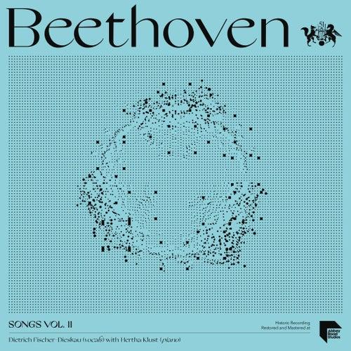 Beethoven Songs Vol. II by Dietrich Fischer-Dieskau
