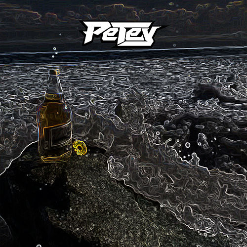 High Life From the Bottle on the Beach by Petey
