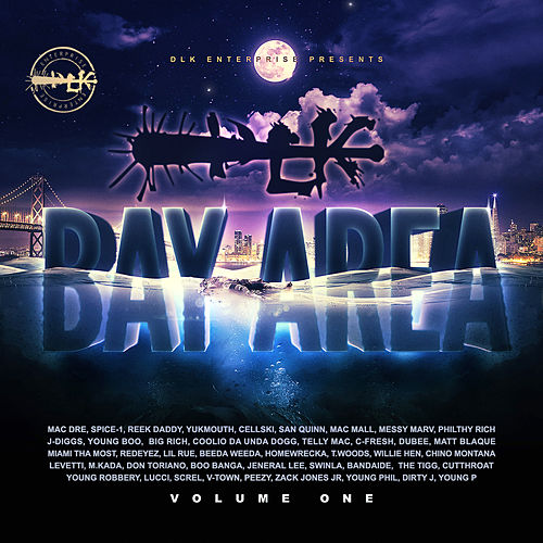 DLK Bay Area, Vol. 1 by Various Artists