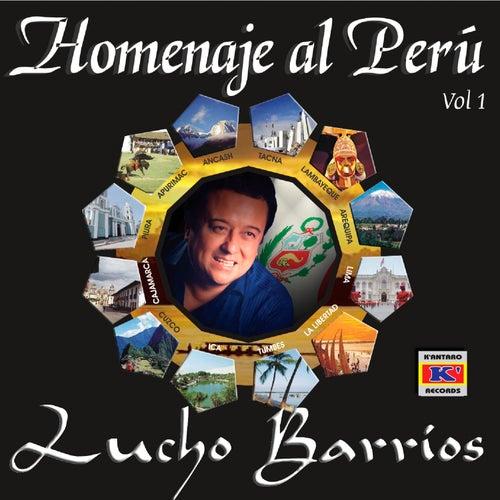 Homenaje a Mi Perú de Lucho Barrios