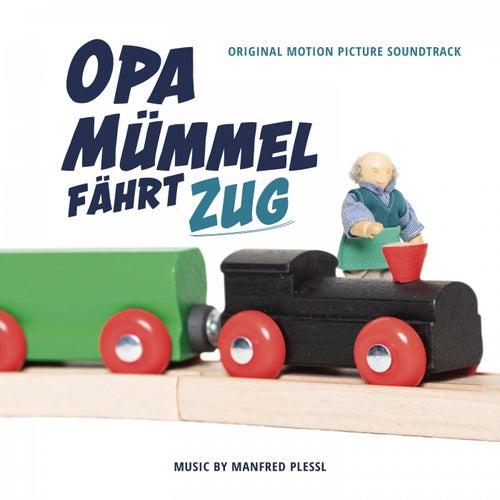 Opa Mümmel fährt Zug von Manfred Plessl