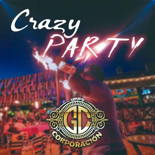 Crazy Party de Grupo Corporacion