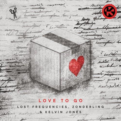 Love to Go von Lost Frequencies