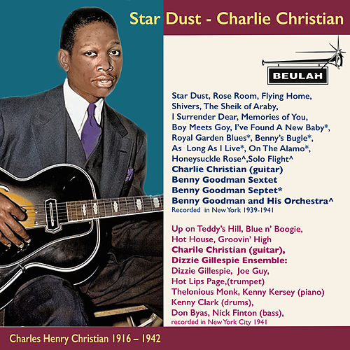 Star Dust - Charlie Christian de Charlie Christian