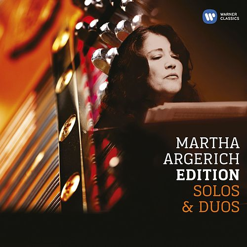 Martha Argerich - Solo & Duo piano by Martha Argerich