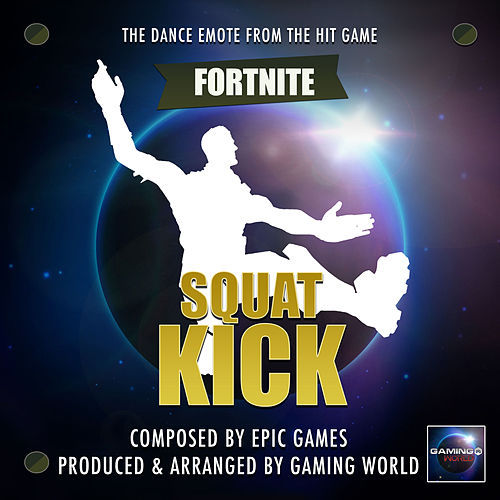 Squat Kick Dance Emote (From