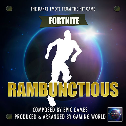Rambunctious Dance Emote (From