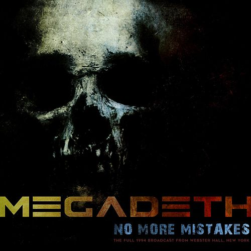 No More Mistakes de Megadeth