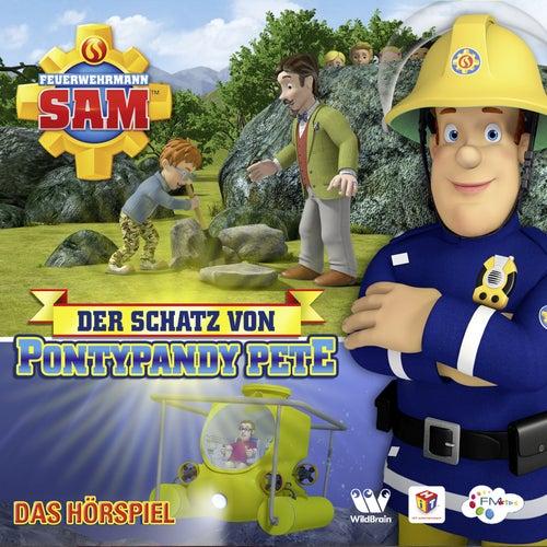 Folgen 124 - 128: Der Schatz von Pontypandy Pete von Feuerwehrmann Sam
