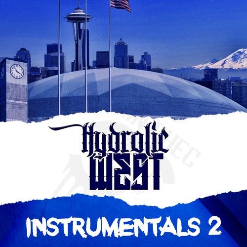 Hydrolic West  Instrumentals 2 von Hydrolic West