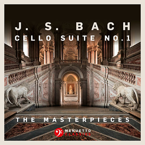 The Masterpieces - Bach: Suite for Violoncello Solo No. 1 in G Major, BWV 1007 by Klaus-Peter Hahn