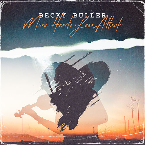 More Heart, Less Attack by Becky Buller