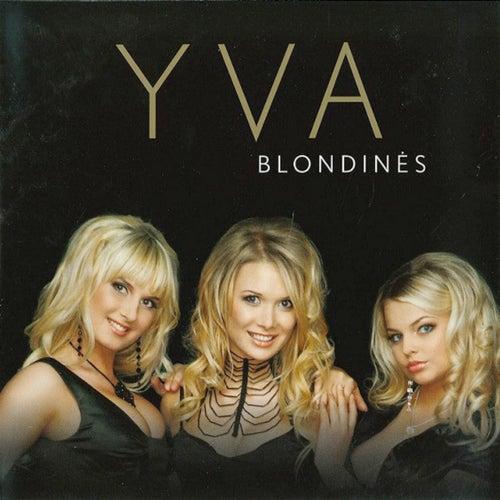 Blondinės de Yva