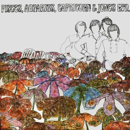 Pisces, Aquarius, Capricorn & Jones Ltd. van The Monkees