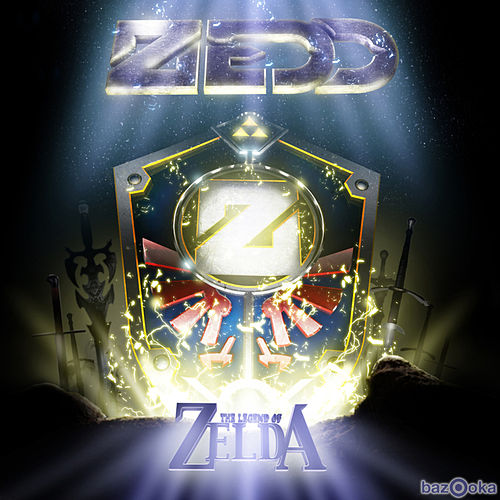 The Legend Of Zelda van Zedd