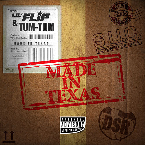Made In Texas de Lil' Flip