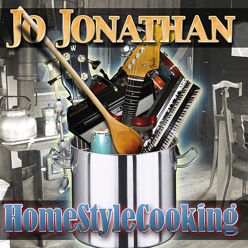 HomeStyleCooking von Jo Jonathan