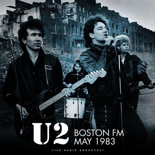 Boston FM 1983 (live) de U2