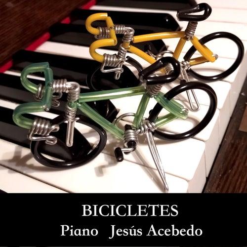 Xavier de la Iglesia: Bicicletes by Jesús Acebedo